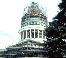 Sacramento California Capitol Retrofit