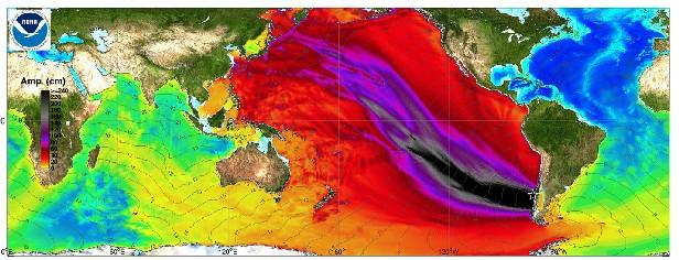 1960 Chile Tsunami - Western States Seismic Policy Council